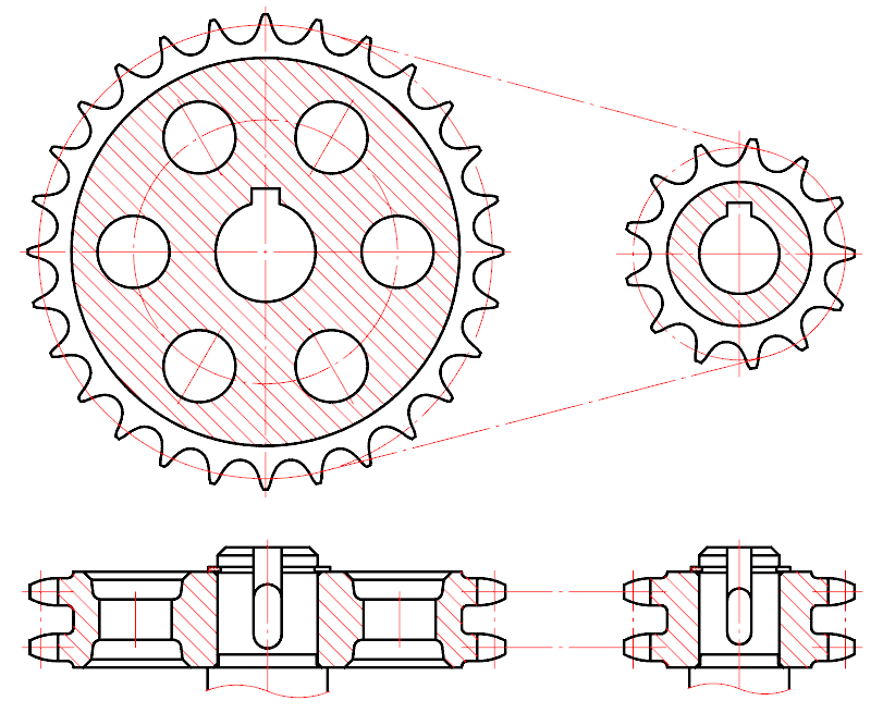Belt and Chain Drives