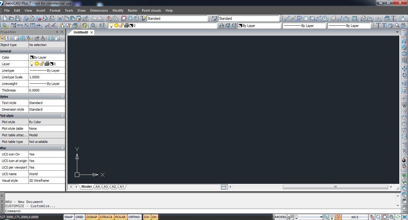 Industry-Standard-User-Interface