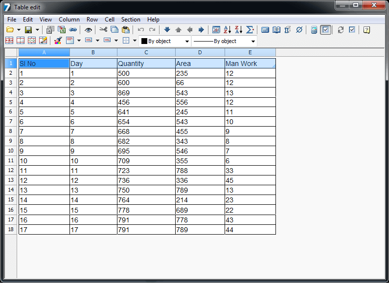 Powerful-Table-Editor