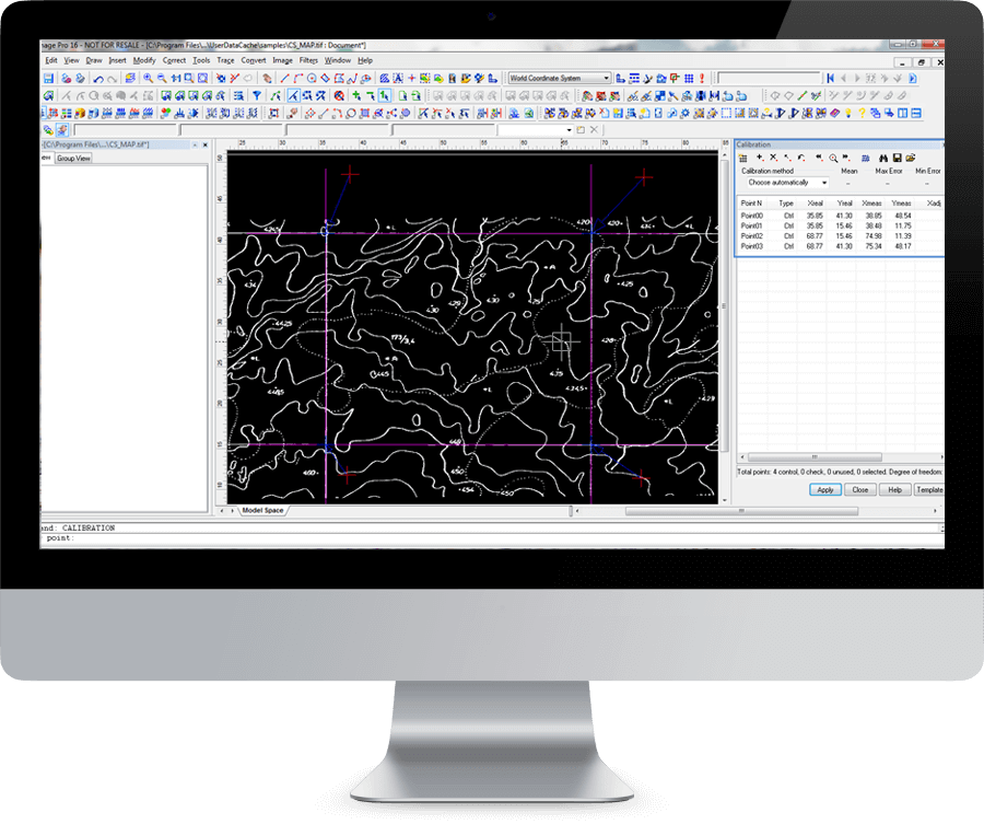 WiseImage for CAD and GIS Users